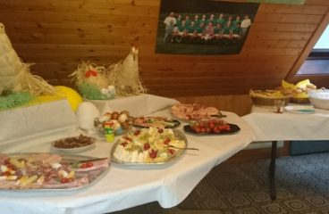 Feiner Osterbrunch 2017